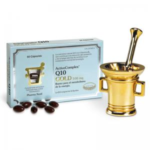 Pharma Nord Activecomplex Q10 Gold 60 Cápsulas