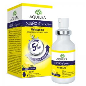 Aquilea Sueño Express Melatonina Spray Sublingual 12ml