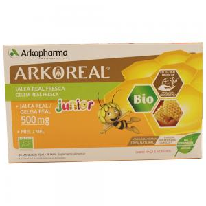 Arkopharma Jalea Real 500mg 20 Ampollas