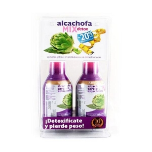 Arkopharma Pack Alcachofa Mix Detox 280ml+280ml