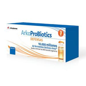 Arkoprobiotics Defensas Niños 7 unidosis