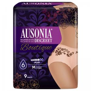 Ausonia Discreet Incontinencia Boutique 9 Pants Talla M