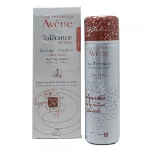 Avene Emulsión Tolerance Extreme 50ml+ Agua Termal 50ml de Regalo