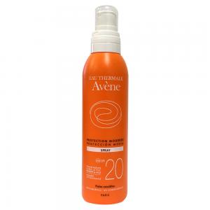 Avene Solar Spray SPF20 Piel Sensible 200ml