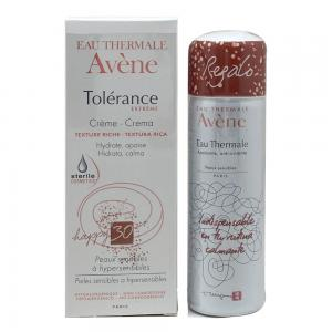 Avene Tolerance Extrem Crema 50ml +Agua Termal 50ml De Regalo