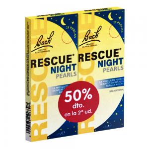 Dr. Bach Duplo Rescue Night 2x28 Perlas