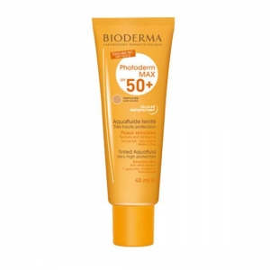 Bioderma Photoderm MAX Aqua Fluid Dorado SPF50+ UVA 26 40ml