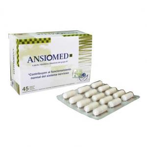 Bioserum Ansiomed 45 capsulas