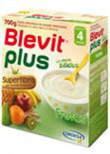 Blevit Plus Frutas Gama Superfibra 600 gr.