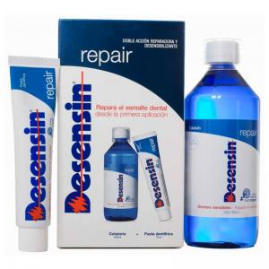 Pack Desensin Repair Pasta 75ml + Colutorio 500ml