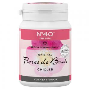 Dr. Bach Chicles Fuerza y Vigor 60g (aprox 40 chicles)