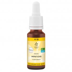 Dr.Bach Impatiens (18) Flor Bach 20ml (Impaciencia)