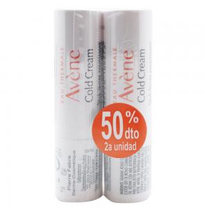 Duplo Avene Stick Labial Cold Cream 2x4,7gr