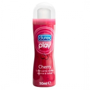Durex Play Lubricante Cherry 50ml Cereza