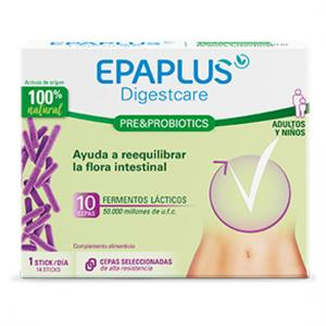 Epaplus Digestcare Pre&Probiotics 14 Sticks