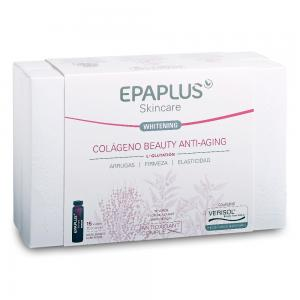 Epaplus Skincare White Colágeno Beauty Anti-aging 15 viales x 25ml