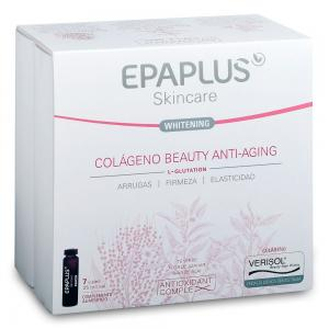 Epaplus Skincare White Colágeno Beauty Anti-aging 7 viales x 25ml