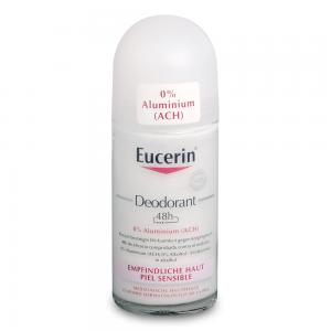 Eucerin Desodorante Antitranspirante Roll-On 48h 50ml