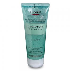 Eucerin Dermo Pure Oil Control Exfoliante 100ml