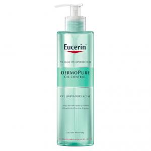 Eucerin Dermo Pure Oil Control Gel Limpiador Facial 400ml