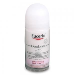 Eucerin Desodorante Roll-on 50ml piel sensible