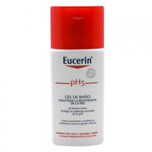 Eucerin pH5 Gel de Baño Piel Seca y Sensible 75ml