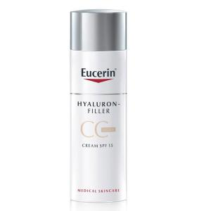 Eucerin Hyaluron Filler Anti-edad CC cream Claro 50ml