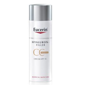 Eucerin Hyaluron Filler Anti-edad  CC cream Medio  50ml