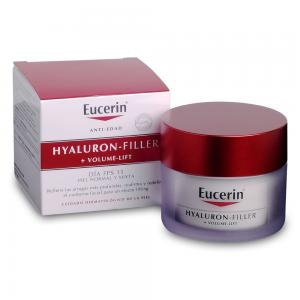 Eucerin Hyaluron-Filler + Volume-Lift Día Piel Normal-Mixta SPF15 50ml