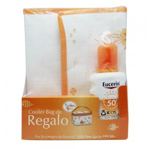 Eucerin Sun Kids Spray SPF50 200ml + Bolsa Nevera Gratis