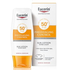 Eucerin Sun Loción Photoaging Control SPF50 150ml
