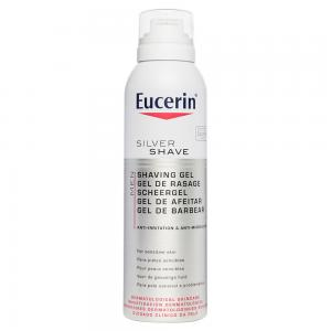 Eucerin Men Silver Shave Gel de afeitar 150ml