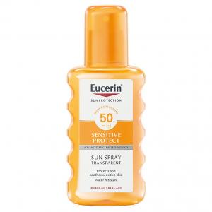 Eucerin Pack Sun Spray SPF50 Transparent 200ml + pH5 Skin-protecion Loción 200ml