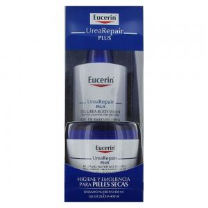 Pack Eucerin Urea Repair Plus Bálsamo Nutritivo 450ml + Gel Ducha 400ml