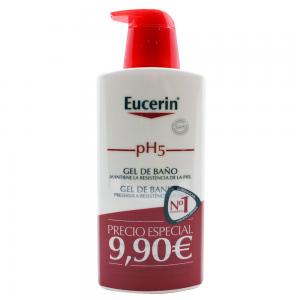 Eucerin pH5 Gel de Baño 400ml
