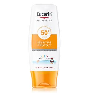 Eucerin Sun Kids Sensitive Protect Loción SPF50 150ml