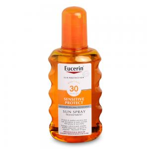 Eucerin Sun Spray Transparente Sensitive Protect SPF30 200ml