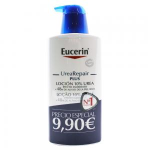 Eucerin UreaRepair Plus Loción 10% 400ml