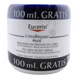 Eucerin Urea Repair Plus Bálsamo Nutritivo 5% Urea 450ml + 100ml Gratis