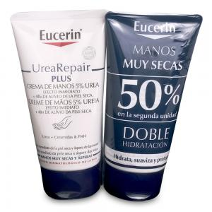 Duplo Eucerin Urea Repair Plus Crema de Manos 2x75ml