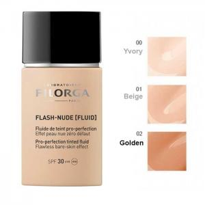 Filorga Flash-Nude Fluid 02 - Gold 30ml