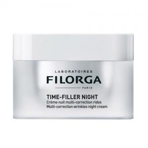Filorga Time-Filler Night Crema de Noche Multicorrección Arrugas 50ml
