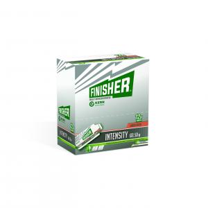 Finisher Intensity 12 geles unidosis sabor fresa