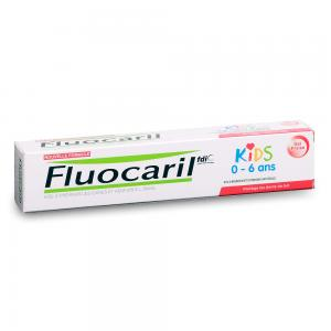 Fluocaril Kids Gel Fresa 50ml