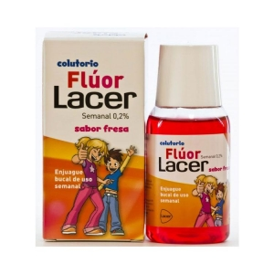 Fluor Lacer 0,2% Semanal Júnior 100ml