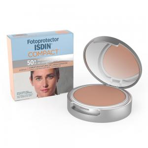 Isdin Fotoprotector Compact Arena Oil Free SPF50+ 10gr