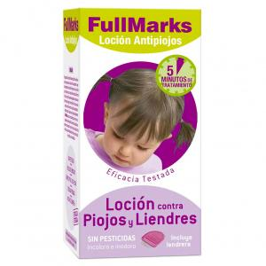 Full Marks Loción Antipiojos 100ml