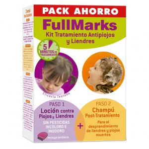 Full Marks Kit Anti-Piojos Loción 100ml + Champú 150ml