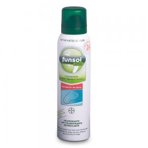 Funsol Spray Desodorante Pies 150ml