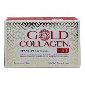 Gold Collagen Forte 10 frascos de 50ml